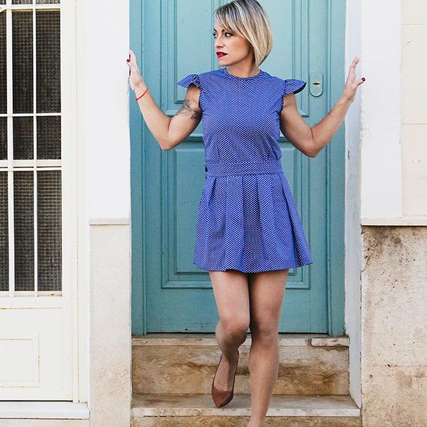 Falda-Azul-Cuadros
